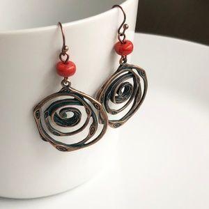 Jewelry - NEW Vine Earrings